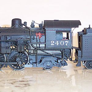 Kit Bashed SP P1 4-6-2