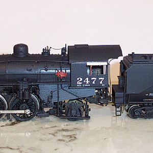 RECONSTRUCTED SP P7 4-6-2