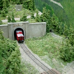 Cascade Tunnel 1