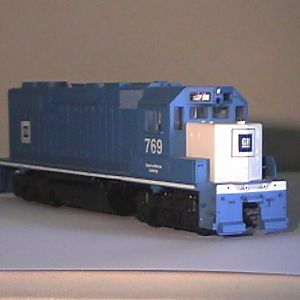 The GP38-2 of the Special Edition