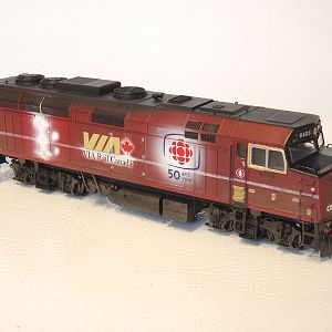 VIA 6403 CBC Engine
