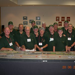 WIMRC at  ExpoRail August 2006