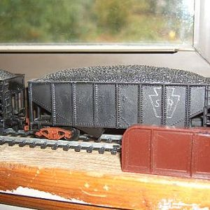 Short Hopper Car