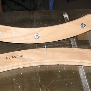 Router Jig for SubRoadbed Pieces