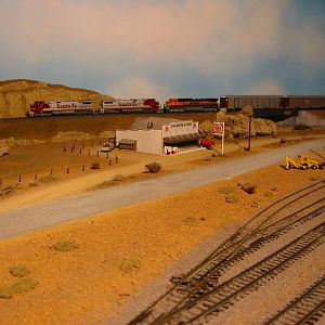 Caliente in N-Scale