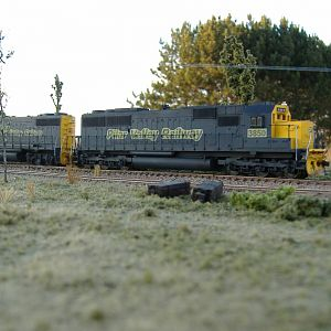 Pilar Valley Railway SD60