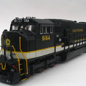 Southern Railway SD70MAC