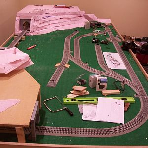 Lebovitz Central RR project