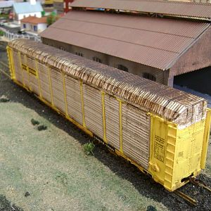 Auto Carrier CSX-Model Railroad Brazil