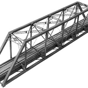 150' Pratt Truss Bridge -  by Central Valley!