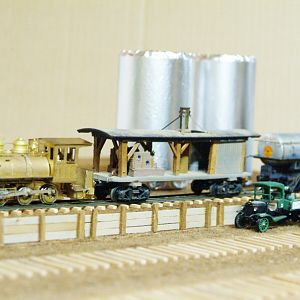Steam Winch Car