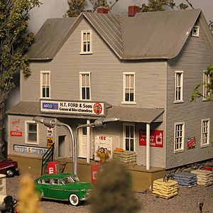 H.T.Ford & Sons General Store