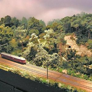 my favorite spot on our N scale modules