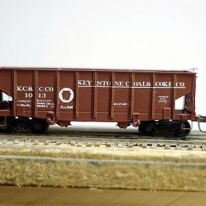 Westerfield Model of Gs-3 Hopper KC&CCO #1013