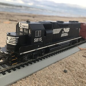 Norfolk Southern GP38-2