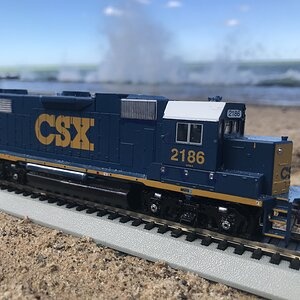 CDC Transport GP38-2 Locomotive