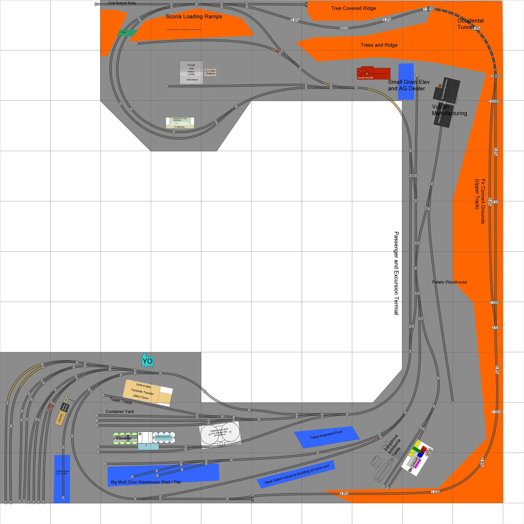 5-13-2020 Track plan with Structures and notations -- No hidden track.jpg