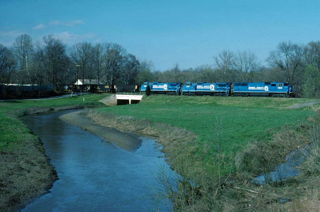 Conrail Coal Train for Morgantown at Prince 4-7-1994.jpg