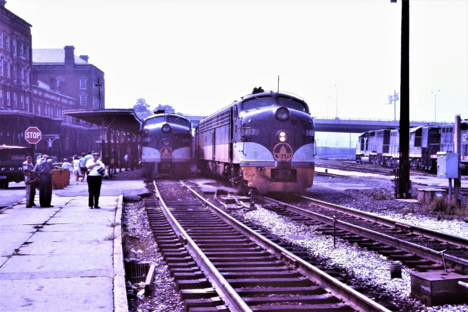 Cumberland MD Summer 1970 #7 and #11.jpg