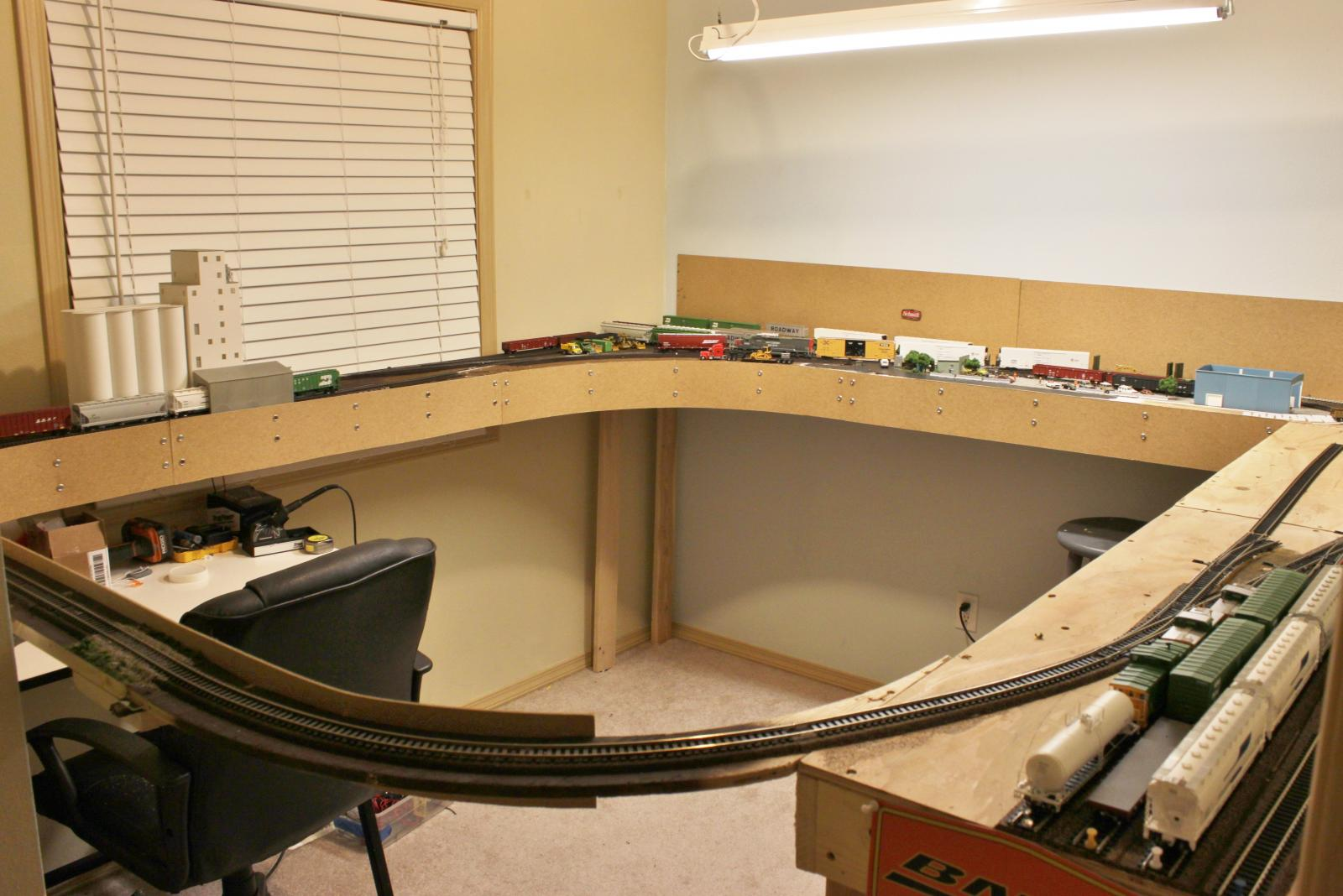 my 8x8 ho shelf layout model railroader magazine ho train track wiring pdf ho train track wiring pdf