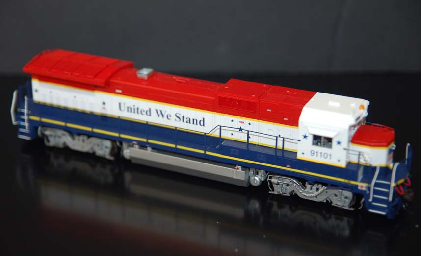 Atlas Spirit of USA Rolling Stock