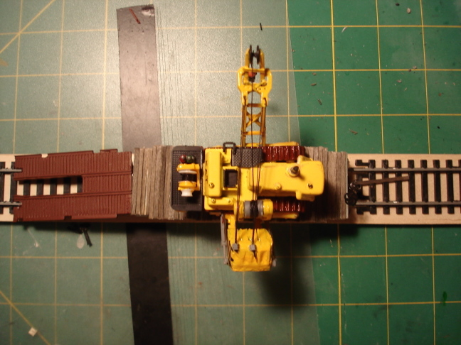 Caterpillar D7 wreck side boom