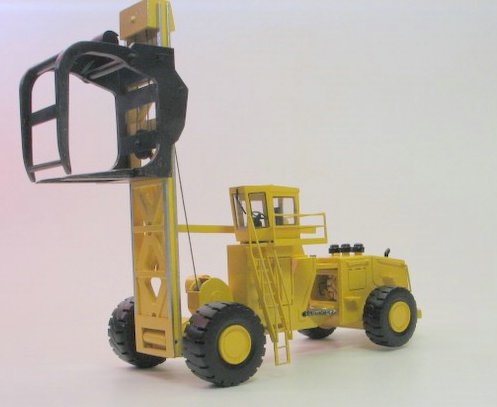 LeTourneau 4594 Log Stacker