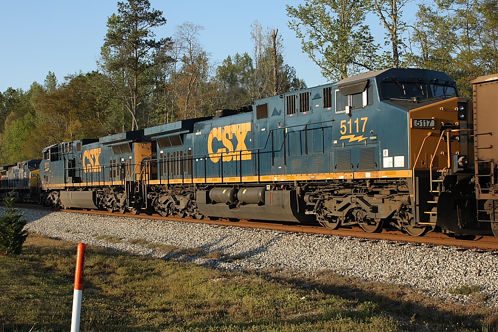Meet on the CSX